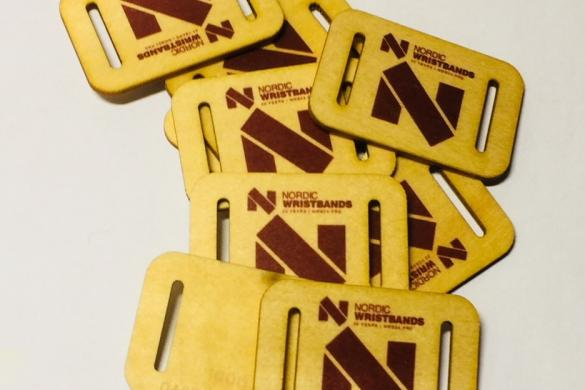 Wooden NFC Tags